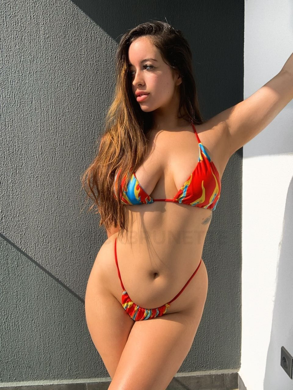 Onlyfans free Thickbrunette onlyfans leaked